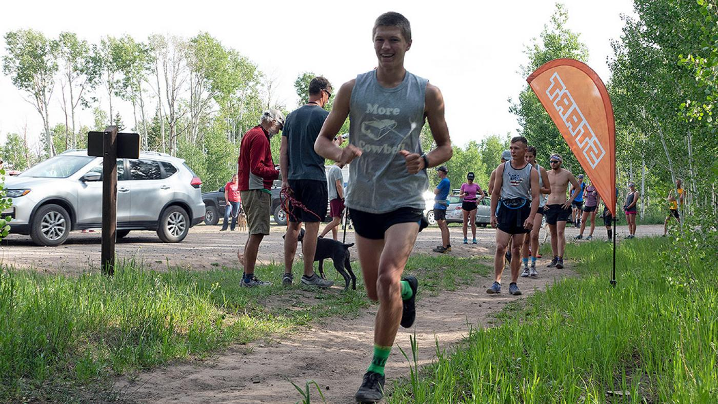 2020 Turkey Flats Trail Run Race